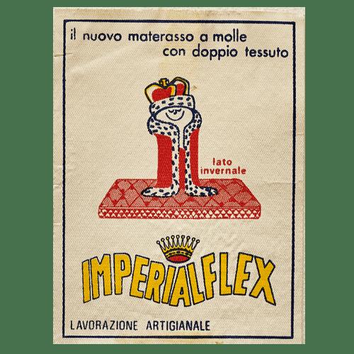 Logo storico Imperialflex